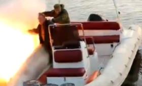 «Τρομοκρατική ενέργεια» Ρώσων κοκορόμυαλων…!!! [Video]