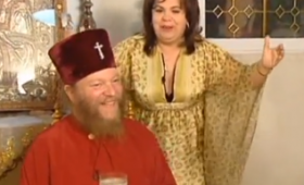 «Άγιος άνθρωπος» κατηγορείται για… «λωποδύτης».