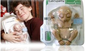 Genpets… Τα «ζωντανά ανθρωποειδή»