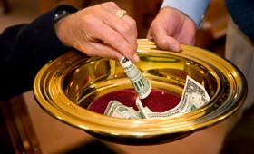 """Τα """"Δέκατα"""" τού μισθού πρέπει να δίδονται στην εκκλησία;"""