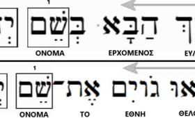Έχει ο Θεός «Όνομα»;