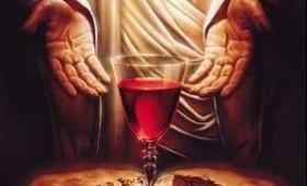 Στην Θεία Ευχαριστία, το ψωμί και το κρασί γίνονται πραγματικό σώμα και αίμα Ιησού Χριστού;
