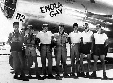 ΤΟ ΠΛΗΡΩΜΑ ΤΟΥ Enola Gay
