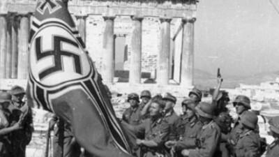 Ναζιστές στην Ακρόπολη