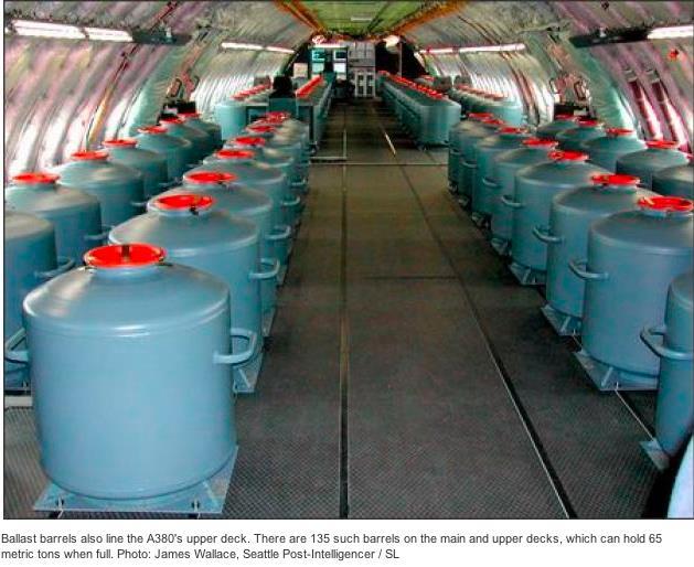 Εσωτερικό αεροπλάνου ψεκασμών 1