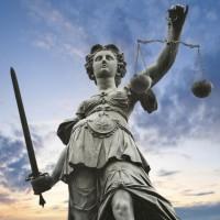 Η αμείλικτη Δικαιοσύνη.