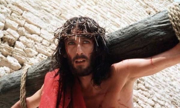 «Ιησούς από τη Ναζαρέτ» Φωτογραφία από τα γυρίσματα της ταινίας