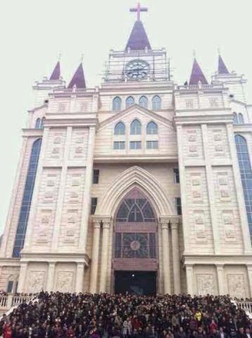 Απειλή κατεδάφισης σε Χριστιανική Εκκλησία σε επαρχία της Κίνας 2