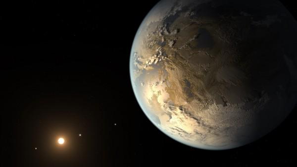 Aνακάλυψαν τη δεύτερη Γη 3