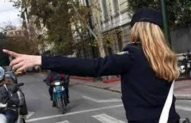 Αρχιμανδρίτης Ράμπο και γυναίκα αστυνομικός