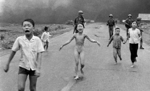 Το κορίτσι της φωτογραφίας του Βιετνάμ. Κιμ-Φουκ-Φαν-Τι